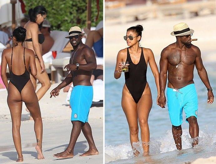 How Kevin Hart cheated on his pregnant wife with a woman