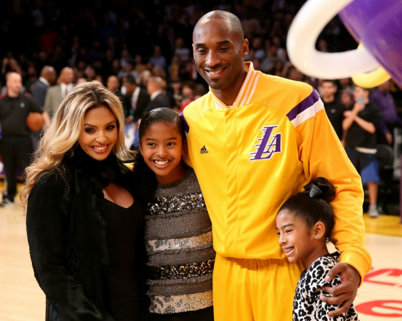 28fbd719d46a New baby on way for Kobe Bryant and wife – BlakkPepper.com